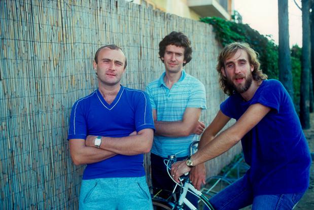 Genesis kondigt comeback aan met Phil Collins