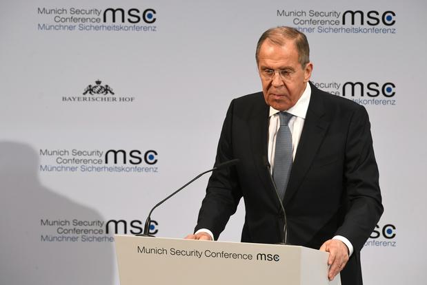 Sergueï Lavrov estime l'UE responsable de la dégradation des relations
