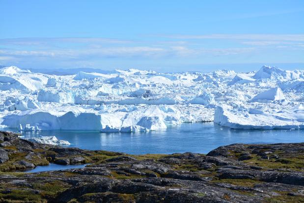 La Nasa sonde les mers du Groenland menacé par la fonte des glaces
