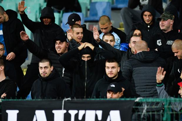 """Cris racistes: le sélectionneur bulgare est """"sourd"""""""