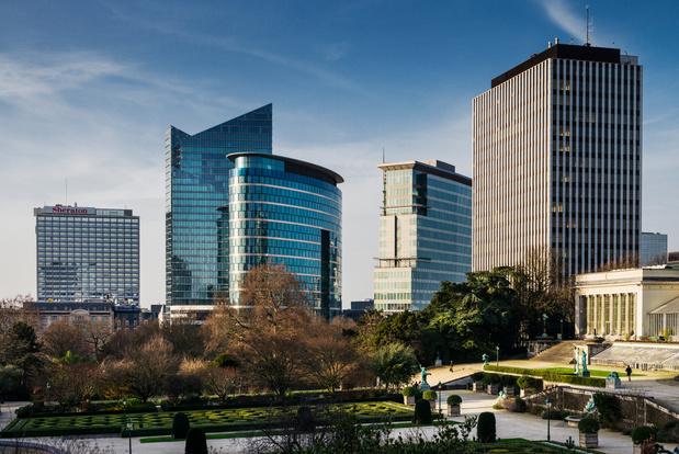 Année de tous les records pour le marché immobilier de bureaux à Bruxelles