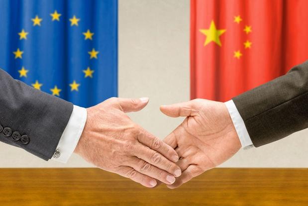 L'accord avec la Chine, triomphe de l'Europe géopolitique (carte blanche)