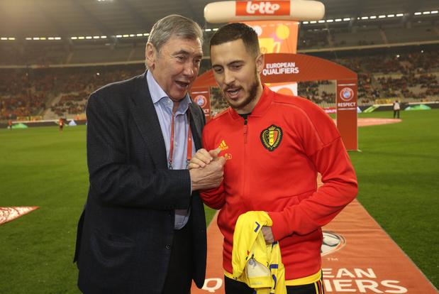 """Eddy le footballiste: """"Il ne supportait pas de terminer un match sans avoir marqué"""""""