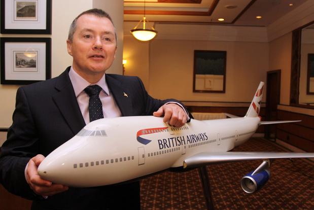 Aérien: le patron d'IAG démissionne, remplacé par celui de la filiale Iberia