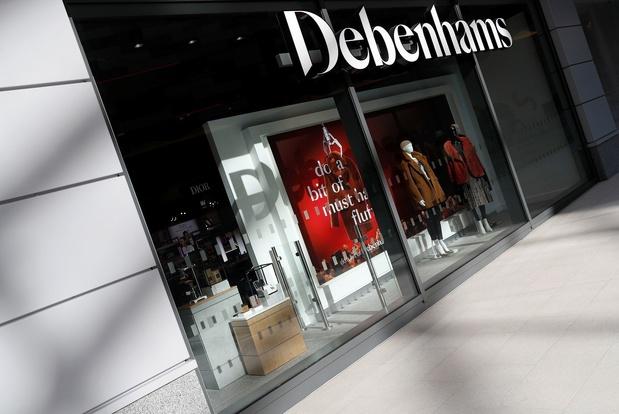 Debenhams ferme ses portes, Asos convoite Topshop