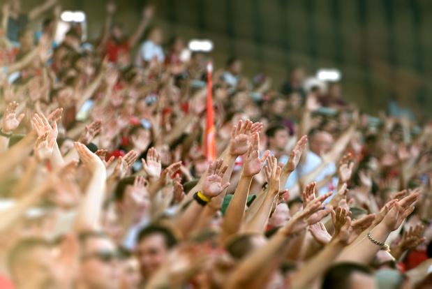 Bamboe truitjes voor 'groenste voetbalploeg ter wereld'