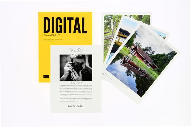 Igepa breidt haar Lessebo Design assortiment uit met Lessebo Digital