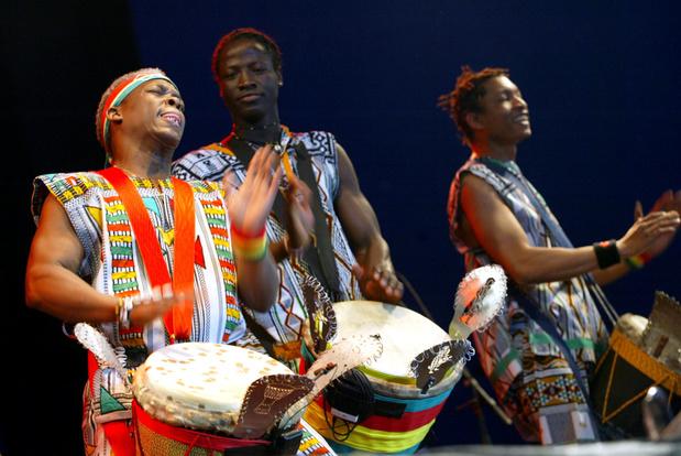 Muzikant Mamady Keïta overleden in Brussel