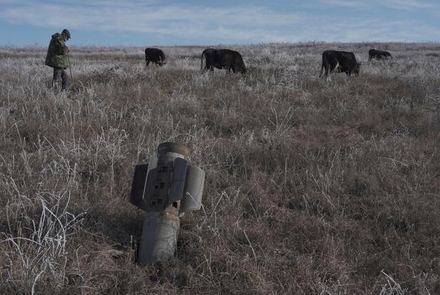 Azerbeidzjan laat 15 krijgsgevangenen vrij in ruil voor landmijnenkaart