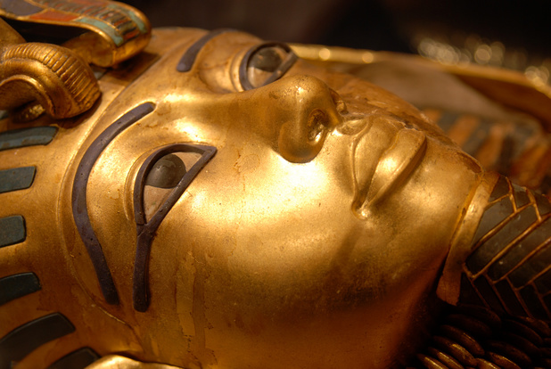 Immersion dans le tombeau de Toutankhamon