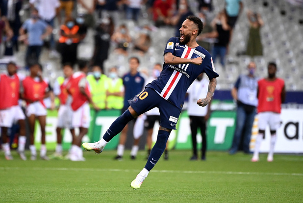Neymar, l'heure de revenir au sommet