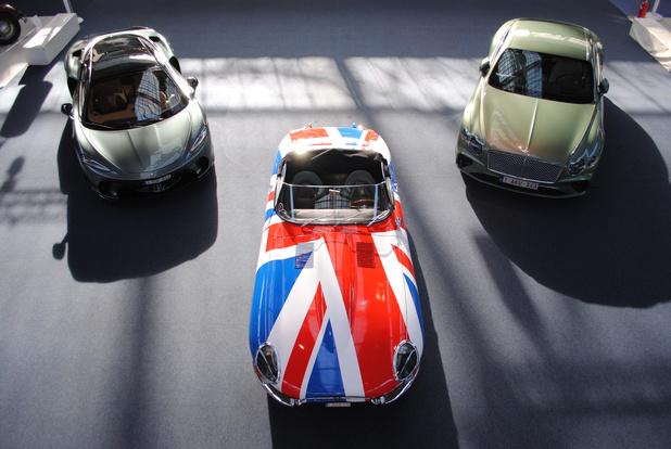 Autoworld eert Britse automerken