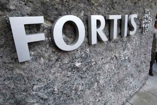Fortis-debacle: al 725 miljoen euro uitgekeerd aan beleggers