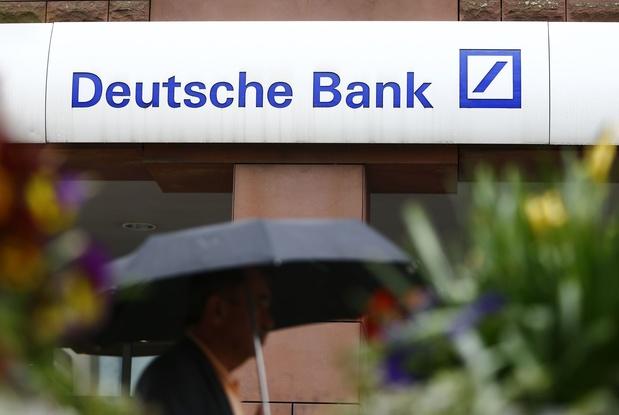 Deutsche Bank haalt mogelijk extra kapitaal op