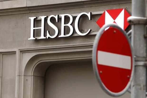 'HSBC schrapt 10.000 banen'