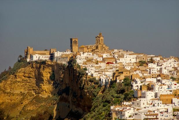 Les villages blanc d'Andalousie