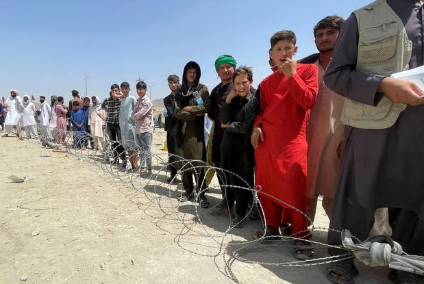 Crisis Afghanistan: lichaam aangetroffen in landingsgestel VS-toestel