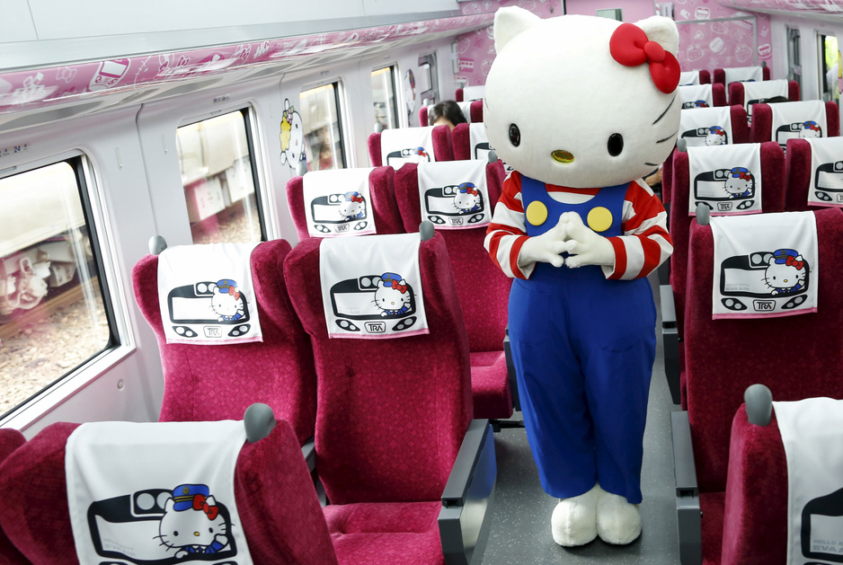 Waarom de EU het opneemt voor Hello Kitty