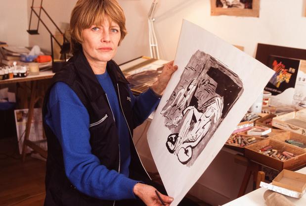 La dessinatrice Claire Bretécher est décédée