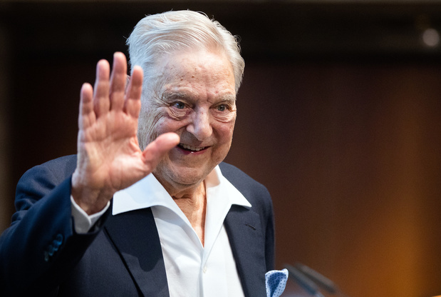 George Soros sur le point d'investir dans la société de biotech Univercells