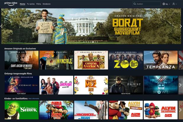 Amazon veut concurrencer Netflix et Disney +