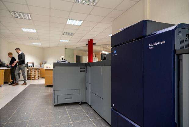 Montana Printing kiest voor de AccurioPress C6085 van Konica Minolta