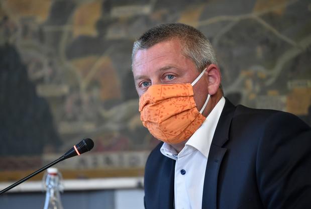Dimitri Fourny, ancien député-bourgmestre de Neufchâteau, arrête la politique