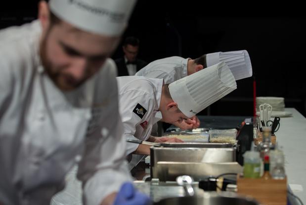 Belgische chefs strijden binnenkort weer voor plekje op het WK koken