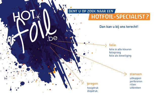 Hotfoil.be: De specialist in folie, stansen en pregen