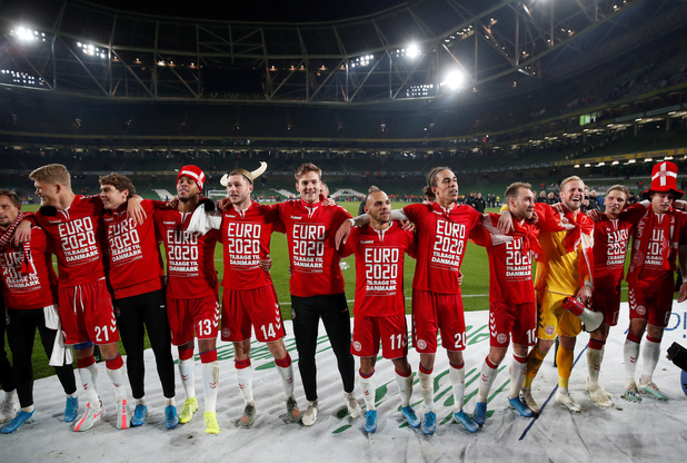 Euro 2020: ça passe pour la Suisse et le Danemark, ça roule pour l'Italie
