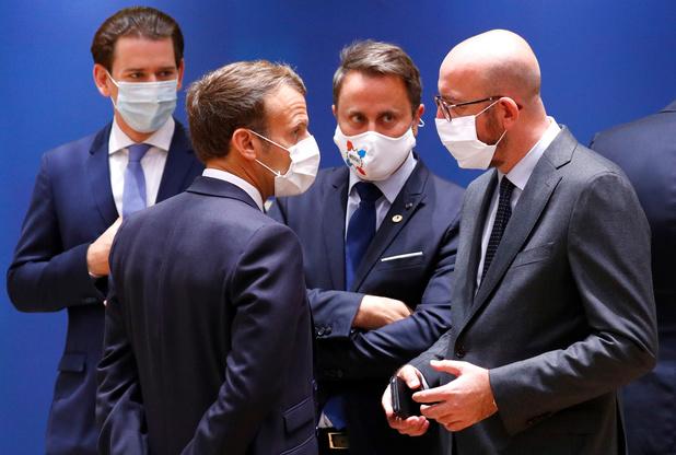 Il n'y a pas eu d'accord au sommet européen, qui se prolonge donc...