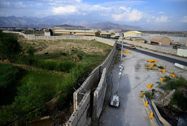Amerikaans leger zegt voor meer 'dan 90 procent' uit Afghanistan te zijn teruggetrokken