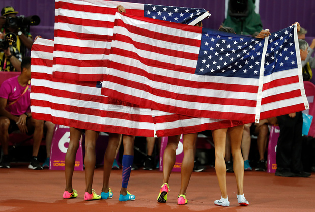 Amerikaanse atleten eisen moederschapsbescherming