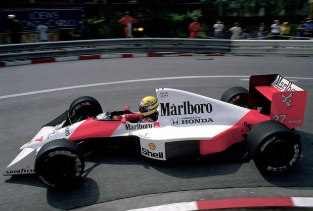 Netflix produit une série sur Ayrton Senna