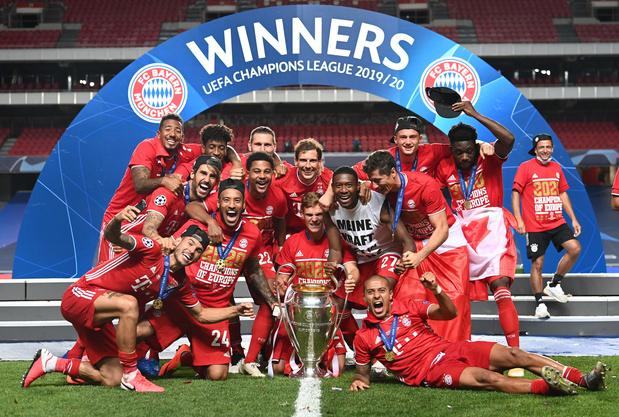 """La presse allemande salue le triplé du Bayern, défaite """"rageante"""" du PSG"""