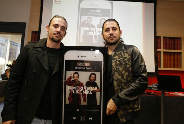 Ultratop krijgt Lifetime Achievement Award op MIA's