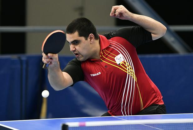 Tennis de table: Florian Van Acker et Laurens Devos débutent bien leur tournoi paralympique