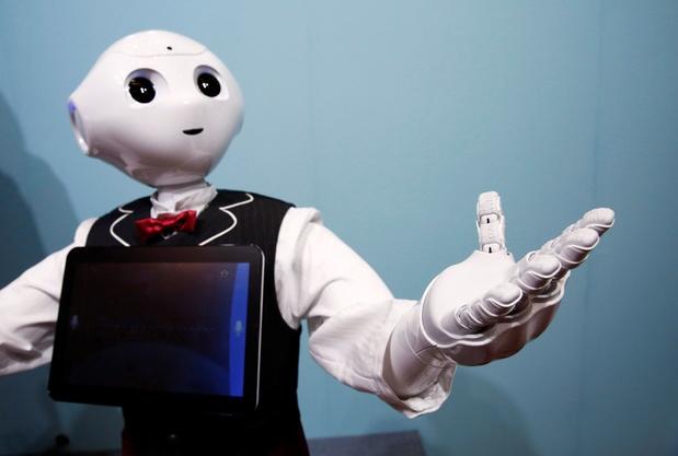 Pepper de robot gaat op pensioen