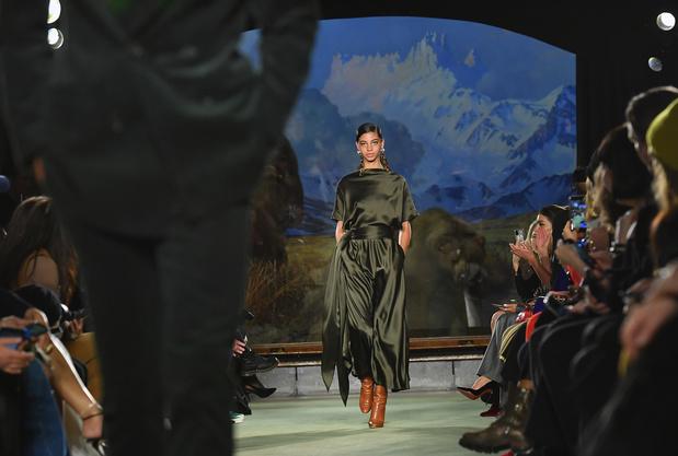 Aanstormend talent grijpt momentum op New York Fashion Week