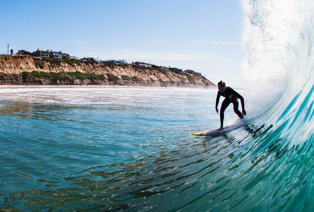 Surfblessures: vooral de schouders en de knieën