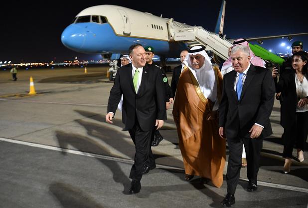 """Attaques en Arabie: Pompeo évoque un """"acte de guerre"""" de l'Iran"""