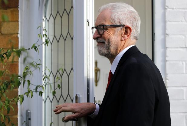 Cinq candidats pour succéder à Jeremy Corbyn à la tête du Labour
