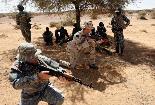 VS willen troepen terugtrekken uit West-Afrika