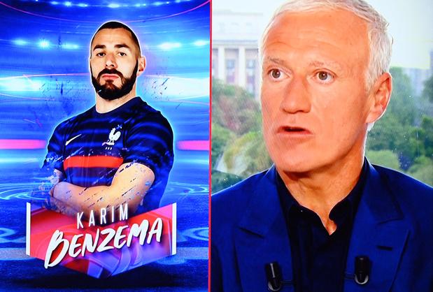 """Pourquoi le retour de Benzema en équipe de France est une """"décision politique"""""""
