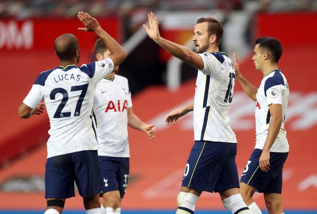 Manchester United humilié par Tottenham, l'AC Milan bat Spezia