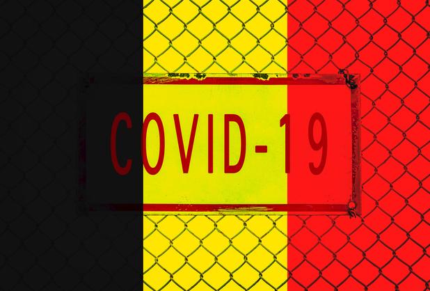 En Belgique, le nombre de contaminations quotidiennes continue à augmenter rapidement