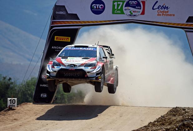 Quiz du jour: les vainqueurs de Rallyes WRC