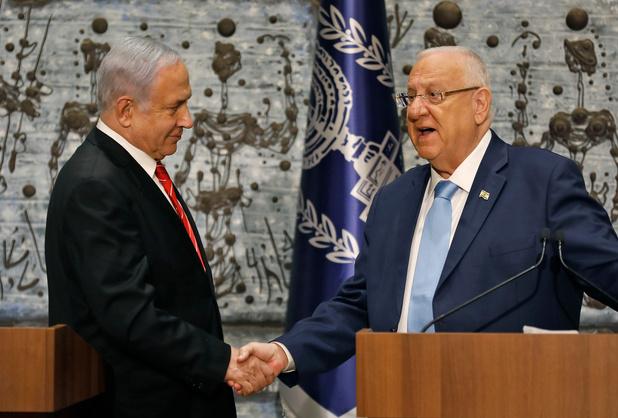 Israëlische president vraagt Netanyahu om regering te vormen