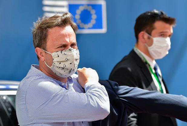 Sommet européen: le Premier ministre luxembourgeois évoque une clause de rendez-vous pour l'État de droit