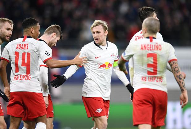 RB Leipzig en Atalanta door naar kwartfinales Champions League